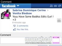 Love from Sabrina in WA