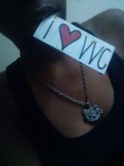 Love from my girl Tracye